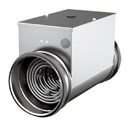 Канальные нагреватели и охладители