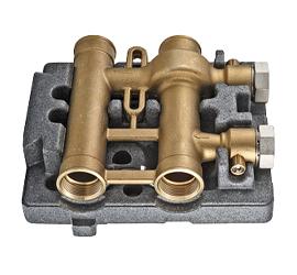 Насосные модули быстрого монтажа и гидроколлекторы