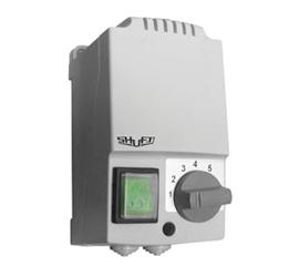 Устройства управления и регулировки вентоборудования