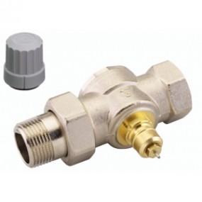 Клапаны радиаторные термостатические и узлы для радиаторов