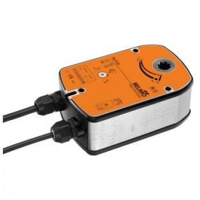 Электроприводы для воздушных клапанов и заслонок