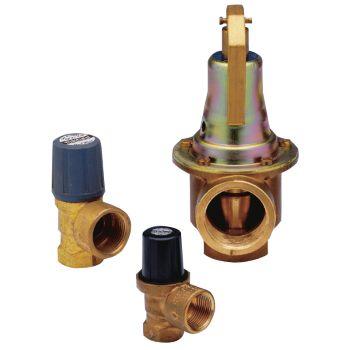 Предохранительные клапаны Meibes для систем отопления и ГВС цена