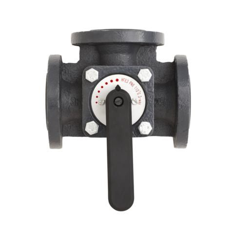 Клапаны регулирующие 3-х ходовые поворотные Danfoss HFE3 цена