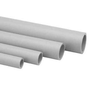 Ekoplastik полипропиленовая труба без армированная PN10, PPR серый цена