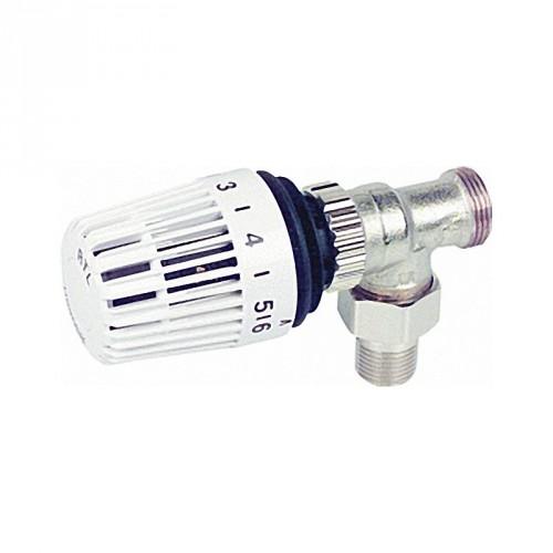 Клапан термост. для огранич. температуры обратного теплоносителя с головкой Heimeier RTL цена