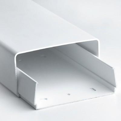 Короб для кондиционера (основание+крышка) 120х60 мм DKC AIR12060 цена