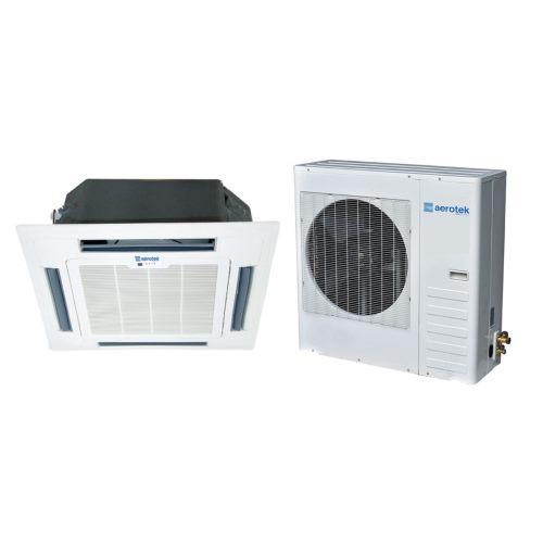 Кассетная сплит-система (холод-тепло) Aerotek AM-18CSE4/AM-18CS4, R-410A цена