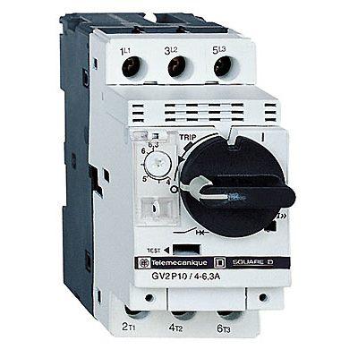 Автоматические  выключатели для защиты э/д Schneider Electric цена