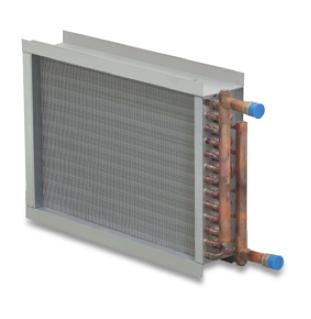 Канальные водяные нагреватели Ventus NVS - WH цена