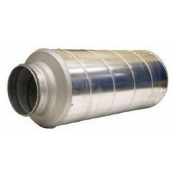 Шумоглушитель для круглых воздуховодов SystemAir LDC цена