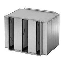 Прямоугольные шумоглушители SystemAir LDR-B цена