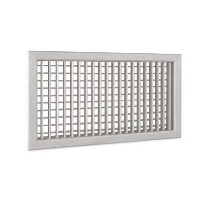 Прямоугольные вентиляционные решетки с регулируемыми жалюзи NOVA-A цена