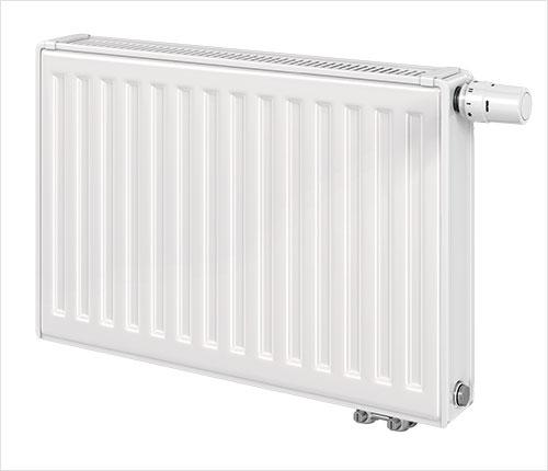 Радиатор стальной панельный вентильный с нижним подключением, тип 33 цена