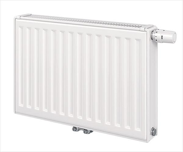 Радиатор стальной панельный вентильный с центральным подключением, тип 21 цена
