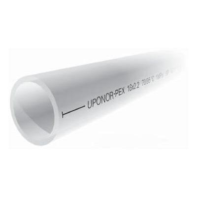 Uponor PE-Xa трубы из сшитого полиэтилена без кислородного барьера прямая (хлысты по 6м) цена
