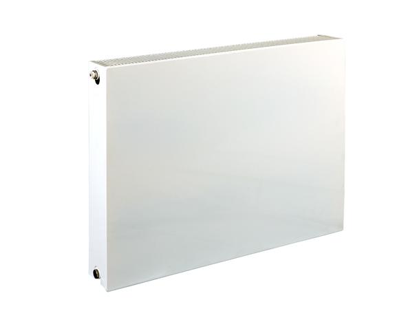 Радиатор стальной панельный плоский с боковым подключением, тип 22 цена