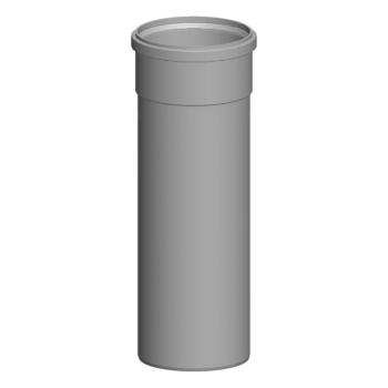 Дымовая труба из полипропилена для монтажа в шахте (мах температура 120 С) цена