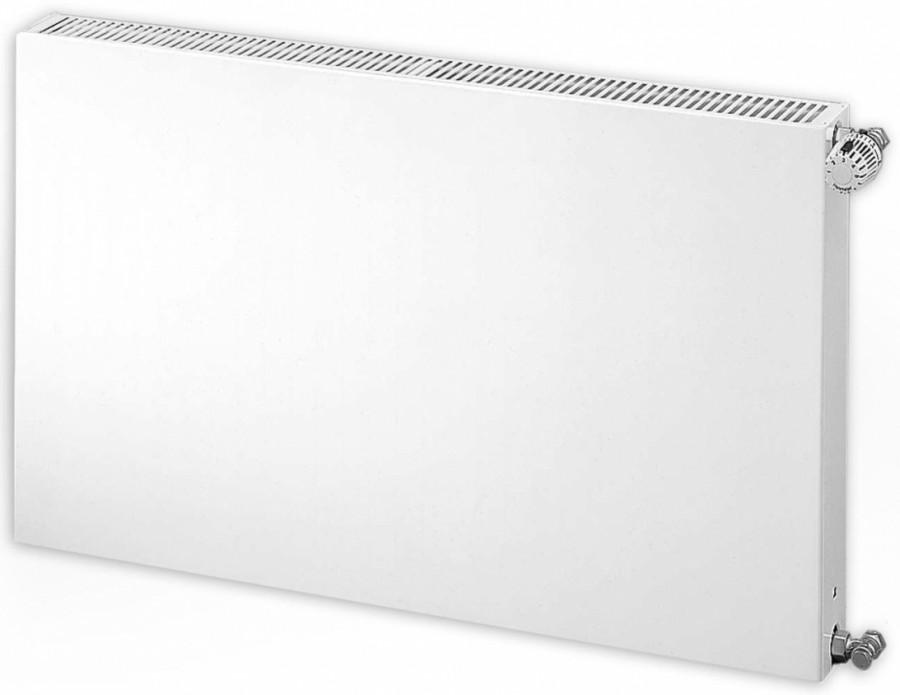 Радиатор стальной панельный плоский вентильный с нижним подключением, тип 11 цена