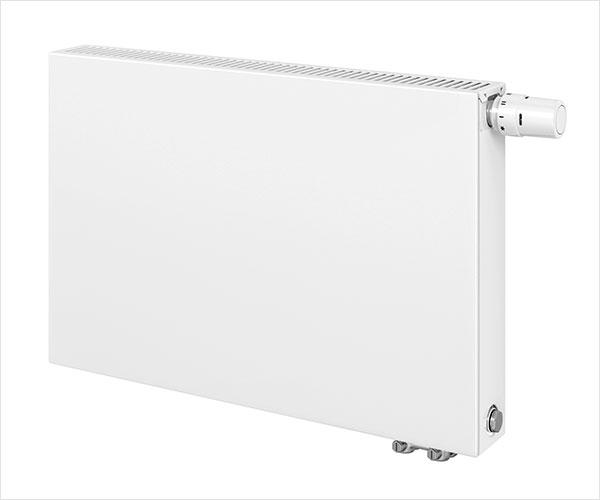 Радиатор стальной панельный плоский вентильный с нижним подключением, тип 21 цена