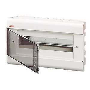 Боксы электротехнические встраиваемые ABB EUROPA c прозрачной дверью без клеммника цена