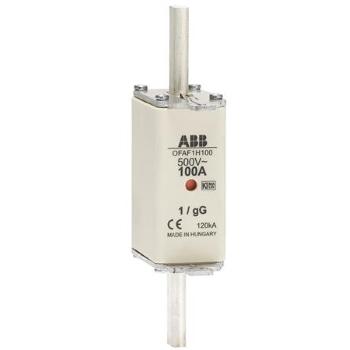 Плавкий предохранитель ABB OFAF1 тип gG размер 1 цена