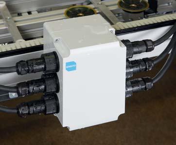 Ensto WetNet - cистема герметичных кабельных разъемов IP65/IP68 цена