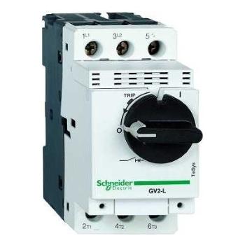Автоматические выключатели с магнитным расцепителем Schneider Electric GV2-L цена