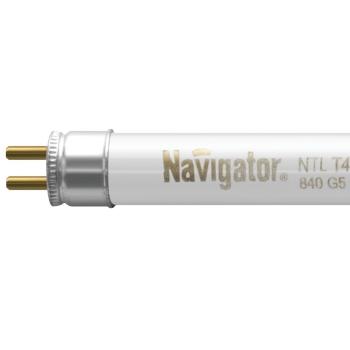 Лампа люминесцентная Navigator NTL-T4 6400K G5 цена