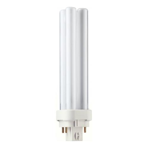 Лампа люминесцентная компактная (КЛЛ) Philips MASTER PL-C G24q 4 штыря цена