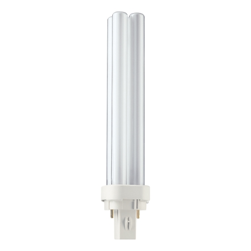 Лампа люминесцентная компактная (КЛЛ) Philips MASTER PL-C G24d 2 штыря цена