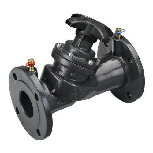 Клапаны ручные балансировочные фланцевые Danfoss MSV-F2 цена