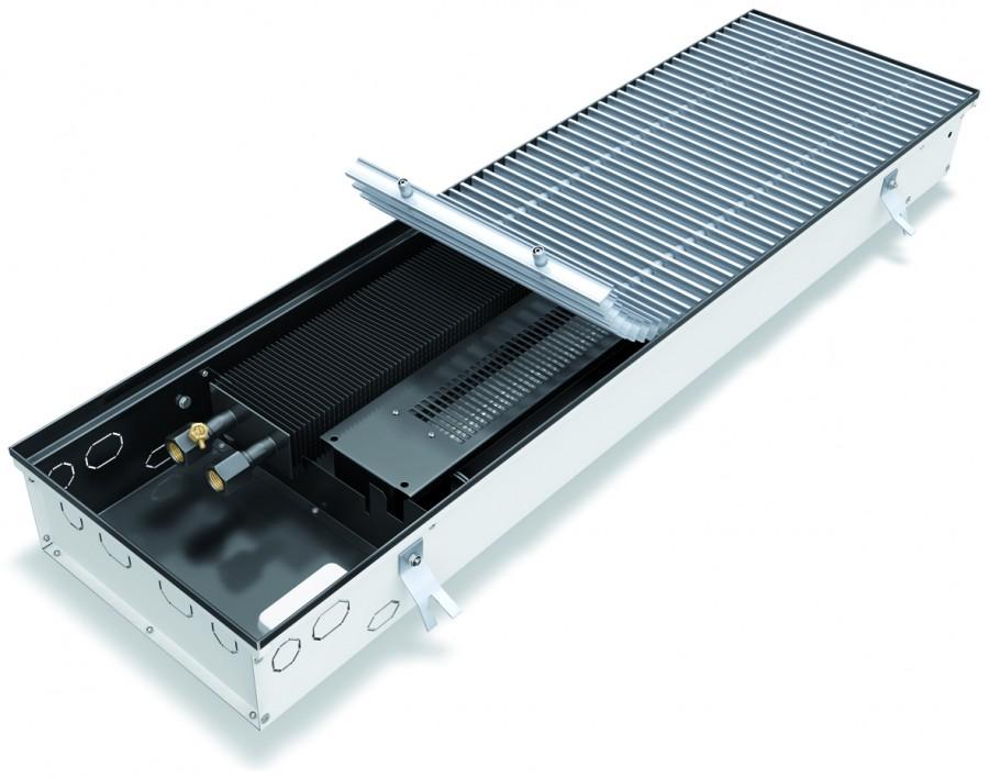 Канальные встраиваемые конвекторы с вентилятором Purmo Aquilo F1T цена
