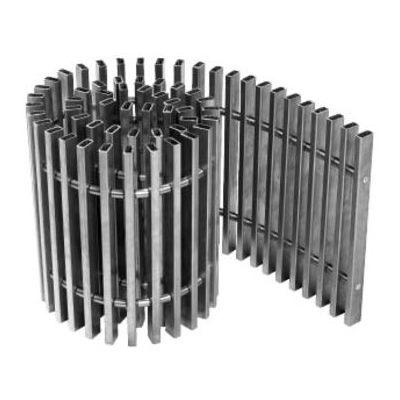 Декоративные решетки для канальных конвекторов Purmo Aquilo цена