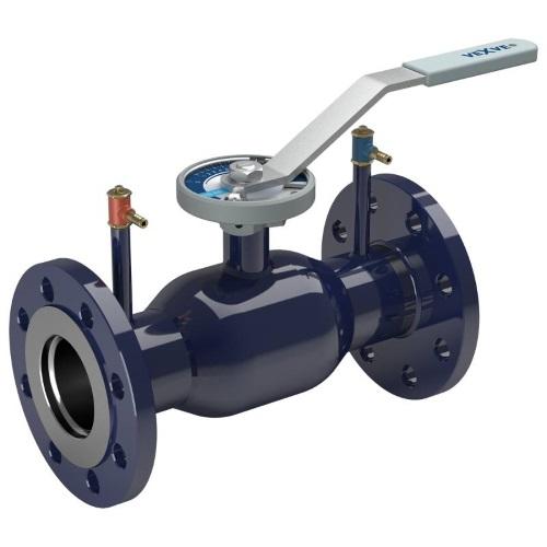 Ручной балансировочный клапан фланцевый стальной Vexve серия 143 цена