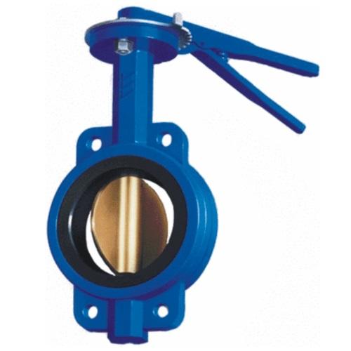 Затворы дисковые поворотные межфланцевые Watts BF, PN10/16 цена