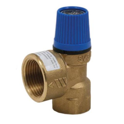 Предохранительные клапаны мембранного типа для водоснабжения (4-10 бар) Watts SVW цена