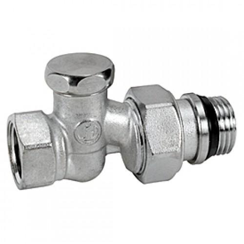 Клапаны радиаторные запорно-регулирующие Giacomini цена