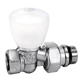 Клапаны радиаторные ручные Giacomini цена