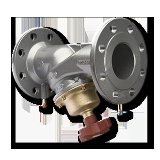 Клапаны балансировочные STAF (-SG), фланцевые, чугун/ковкий чугун цена
