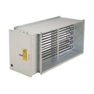 Электрический воздухонагреватель для прямоугольных воздуховодов Systemair RB цена