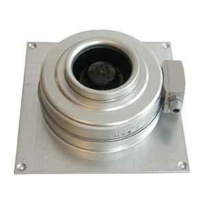 Канальные вентиляторы для круглых воздуховодов настенного монтажа Systemair KV цена