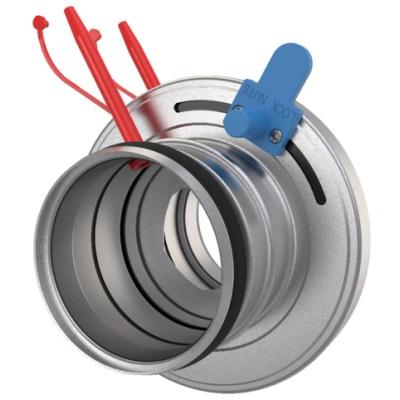 Ирисовые регулирующие клапаны Systemair SPI цена