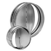 Клапан обратный для круглых воздуховодов Systemair RSK цена