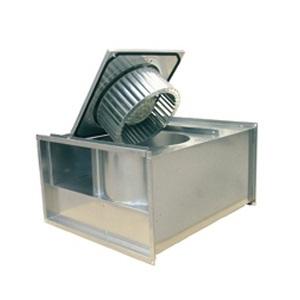 Канальные вентиляторы для прямоугольных воздуховодов Systemair KE / KT цена