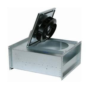 Канальные вентиляторы для прямоугольных воздуховодов Systemair RS цена