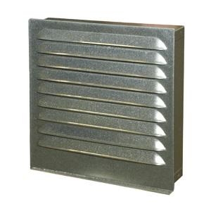 Прямоугольная воздухозаборная решетка из оцинкованной стали Systemair IGK цена