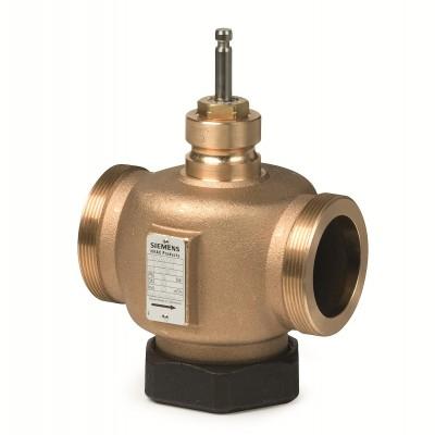 Клапаны регулирующие 2-х ходовые муфтовые PN16 Siemens VVG41 цена