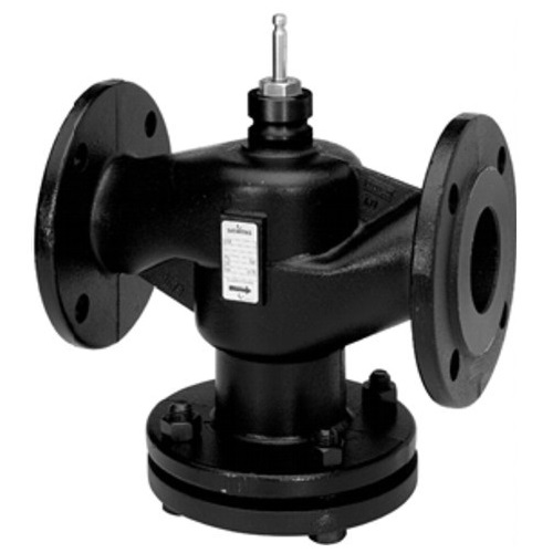Клапаны регулирующие 2-х ходовые фланцевые PN10 Siemens VVF31 цена