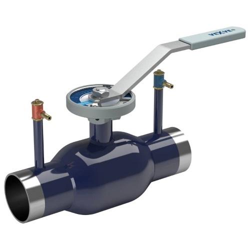 Ручные стальные приварные балансировочные клапаны Vexve 140 цена