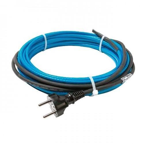 Саморегулируемый нагревательный кабель для труб с вилкой Devi-Pipeheat DPH-10 цена